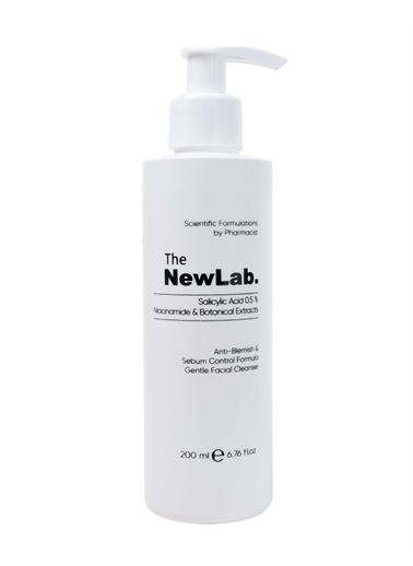 The NewLab Akne Karşıtı & Sebum Kontrol Yüz Temizleyici   Renksiz